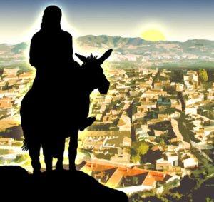 Yesus di Buikit Zaitun
